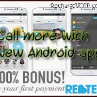 Rebtel new andrid app