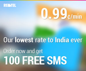 This code offers you $5 Credit to use for Calling. Discover amazing deals that will save you money, only from Rebtel.
