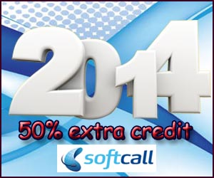 New year offer from Softcall